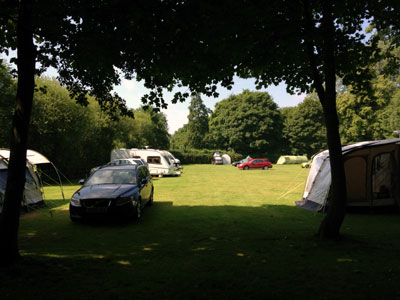 Caravan and Camping Club Norwich site